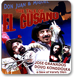 Blind Dog Entertainment's The Tale of El Gusano movie
