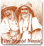 Blind Dog Entertainment's Hey! Nunnie! Nunnie! CD