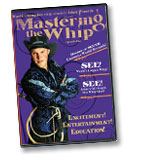 Adam Winrich - Mastering the Whip, Episode One DVD