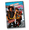 Don Juan and Miguel - AN INSIDE LOOK. A Documentary of Comic Proportions DVD